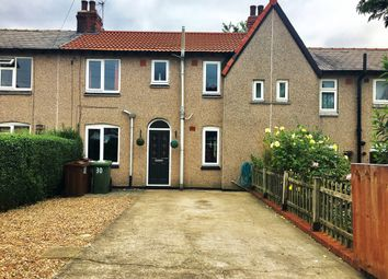 Thumbnail 2 bed terraced house for sale in Milnthorpe Lane, Sandal, Wakefield