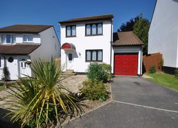 Thumbnail 3 bed detached house to rent in Bramble Walk, Roundswell, Barnstaple