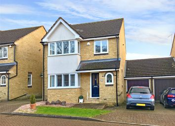 Thumbnail 3 bed detached house for sale in Hazelwood Heights, Hurst Green, Oxted, Surrey