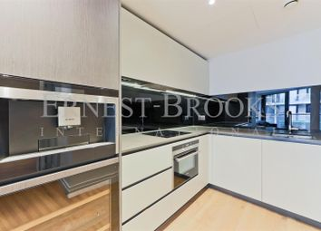 Thumbnail 1 bed flat to rent in Three Riverlight Quay, Nine Elms