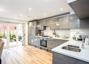 4 bed terraced house for sale in Hersham Road, Hersham, Walton On Thames, Surrey KT12