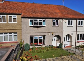 Thumbnail 3 bed terraced house for sale in Westleigh Avenue, Coulsdon
