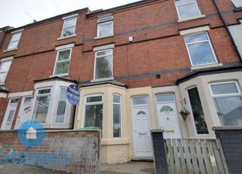 3 bed terraced house for sale in Bobbers Mill Road, Nottingham NG7