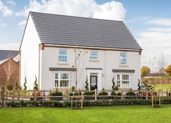 "Thumbnail 5 bed detached house for sale in ""Henley"" at Bath Road, Kings Stanley, Stonehouse"