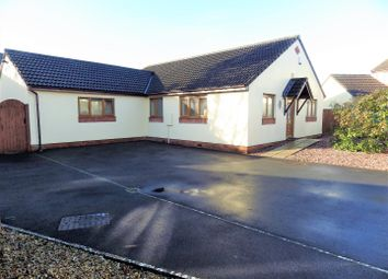 Thumbnail 3 bed detached bungalow for sale in Beech Road, Stibb Cross, Stibb Cross
