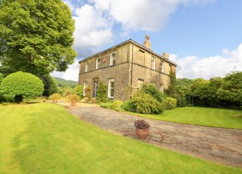Thumbnail 4 bed detached house for sale in Smithy Place, Brockholes, Holmfirth