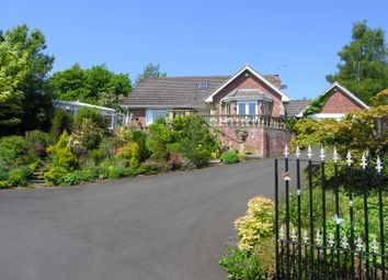 Thumbnail 3 bed detached house for sale in Blaeberry Hill, Rothbury, Morpeth