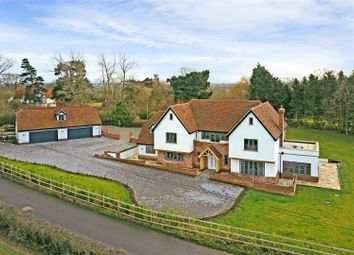 Thumbnail 6 bed detached house for sale in Beckingham Road, Great Totham, Maldon