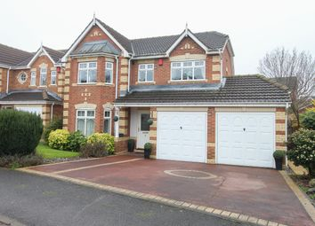 Thumbnail 4 bed detached house for sale in Mckenzie Way, Kiveton Park, Sheffield