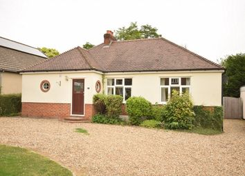 Thumbnail 4 bed detached bungalow for sale in The Landway, Kemsing, Sevenoaks, Kent