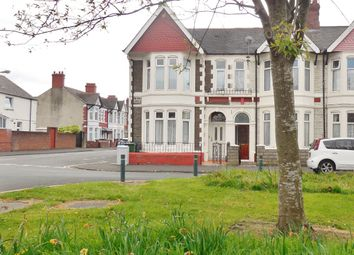 Thumbnail 2 bedroom flat to rent in Merches Gardens, Grangetown, Cardiff