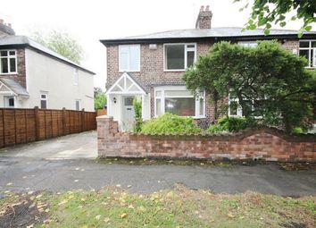 Thumbnail 3 bed semi-detached house to rent in Flers Avenue, Warrington