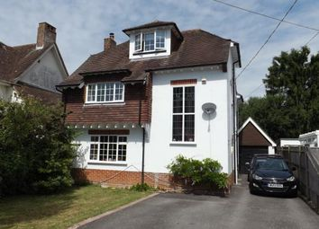 Thumbnail 4 bed detached house for sale in Dene Road, Ashurst, Southampton