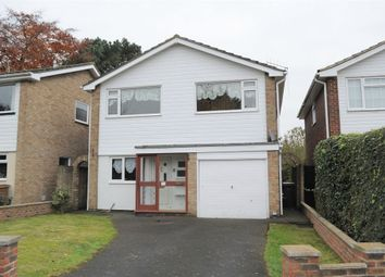 Thumbnail 4 bed detached house for sale in Pertwee Drive, Great Baddow, Chelmsford, Essex