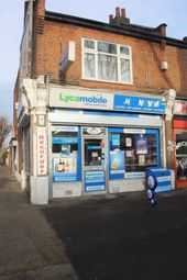 Thumbnail Retail premises for sale in Barking Road, London