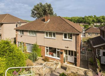 Thumbnail 3 bed semi-detached house for sale in Glanwern Rise, Newport
