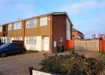 Thumbnail 3 bed semi-detached house for sale in Ladysmith Grove, Whitstable