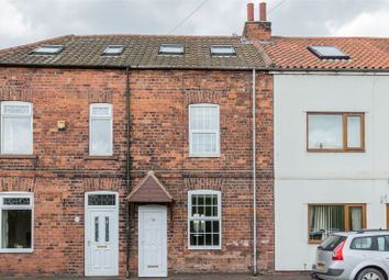 Thumbnail 3 bed terraced house to rent in New Cottages, Rawcliffe Bridge, Goole