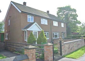 Thumbnail 3 bed semi-detached house to rent in Savey Lane, Yoxall, Burton On Trent