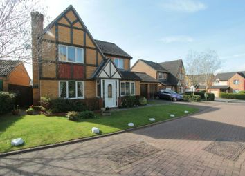 Thumbnail 4 bed detached house for sale in Sabrina Way, Lydney