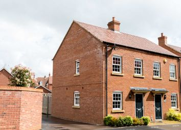 Thumbnail 2 bedroom semi-detached house for sale in Cantley Road, Great Denham, Bedford