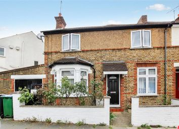 Thumbnail 3 bedroom end terrace house for sale in Osbourne Road, Watford, Herts