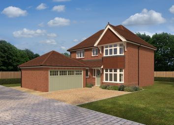 Thumbnail 4 bedroom detached house for sale in The Maples, Ermine Street, Buntingford