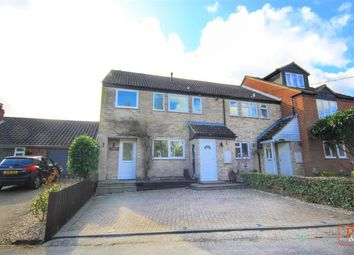Thumbnail 4 bed end terrace house for sale in Belmont, Flax Lane, Glemsford