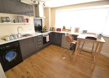 Thumbnail 1 bed flat to rent in Sibson Road, Birstall, Leicester