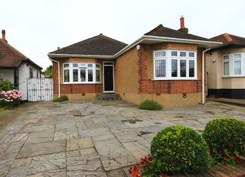 Thumbnail 3 bed detached bungalow for sale in Church Road, Harold Wood, Romford, Essex