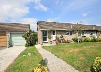 Thumbnail 2 bed semi-detached house for sale in Highertown Park, Landrake, Saltash