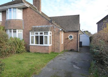 Thumbnail 1 bed semi-detached bungalow for sale in Helena Road, Yeovil