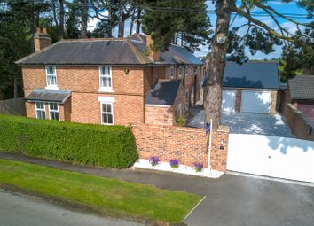 Thumbnail 5 bedroom detached house for sale in Fellside Lodge, Cole Lane, Borrowash