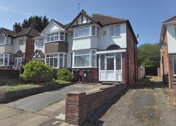 Thumbnail 3 bed semi-detached house for sale in Josiah Road, Northfield, Birmingham