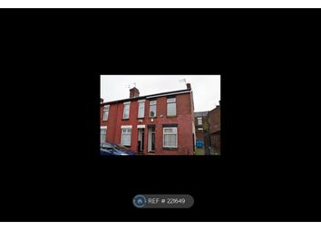 Thumbnail 2 bed end terrace house to rent in Stanley Avenue, Manchester
