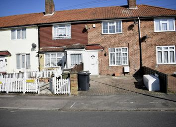 Thumbnail 2 bed terraced house to rent in Goudhurst Road, Downham, Bromley