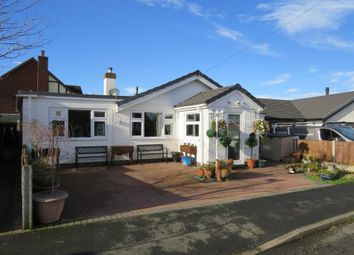 Thumbnail 2 bed detached bungalow for sale in Yew Tree Road, Rosliston, Swadlincote