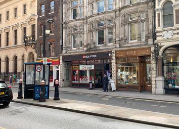 Retail premises to let in Fleet Street, London EC1N