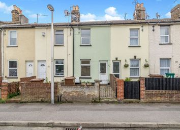 Thumbnail 2 bed terraced house to rent in Franklin Road, Gillingham