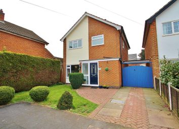 Thumbnail 3 bed detached house for sale in Linden Grove, Mountsorrel, Leicestershire