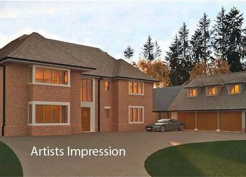 Thumbnail 5 bed detached house for sale in Avon Castle, Ringwood, Hampshire