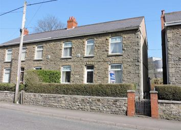 Thumbnail 3 bedroom semi-detached house for sale in Bethel Road, Lower Cwmtwrch, Swansea