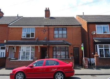 Thumbnail 2 bed end terrace house for sale in Crescent Road, Hugglescote, Leicestershire
