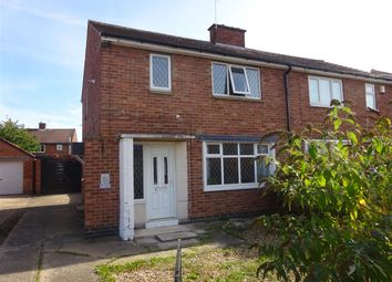 Thumbnail 2 bed semi-detached house for sale in Wains Road, Dringhouses, York