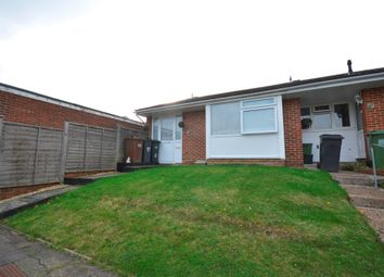 Thumbnail 2 bed terraced bungalow for sale in Elderwood Close, Eastbourne