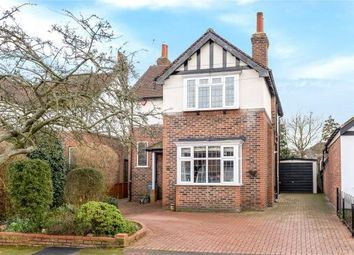 Thumbnail 3 bed detached house for sale in Colchester Drive, Pinner