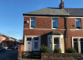 Thumbnail 3 bed flat to rent in Pine Street, Jarrow