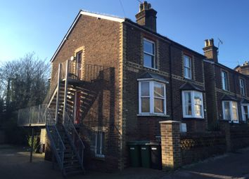 Thumbnail 1 bed flat to rent in Lincoln Road, Dorking, Surrey