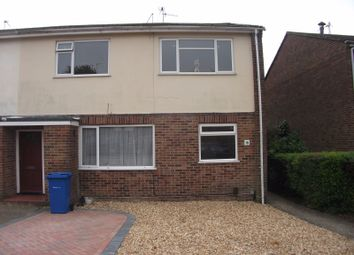 Thumbnail 2 bed flat to rent in Mayford Road, Poole