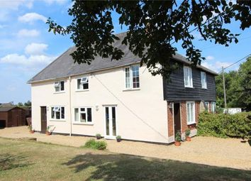 Thumbnail 3 bed semi-detached house for sale in Sheepcote Green, Clavering, Saffron Walden, Essex